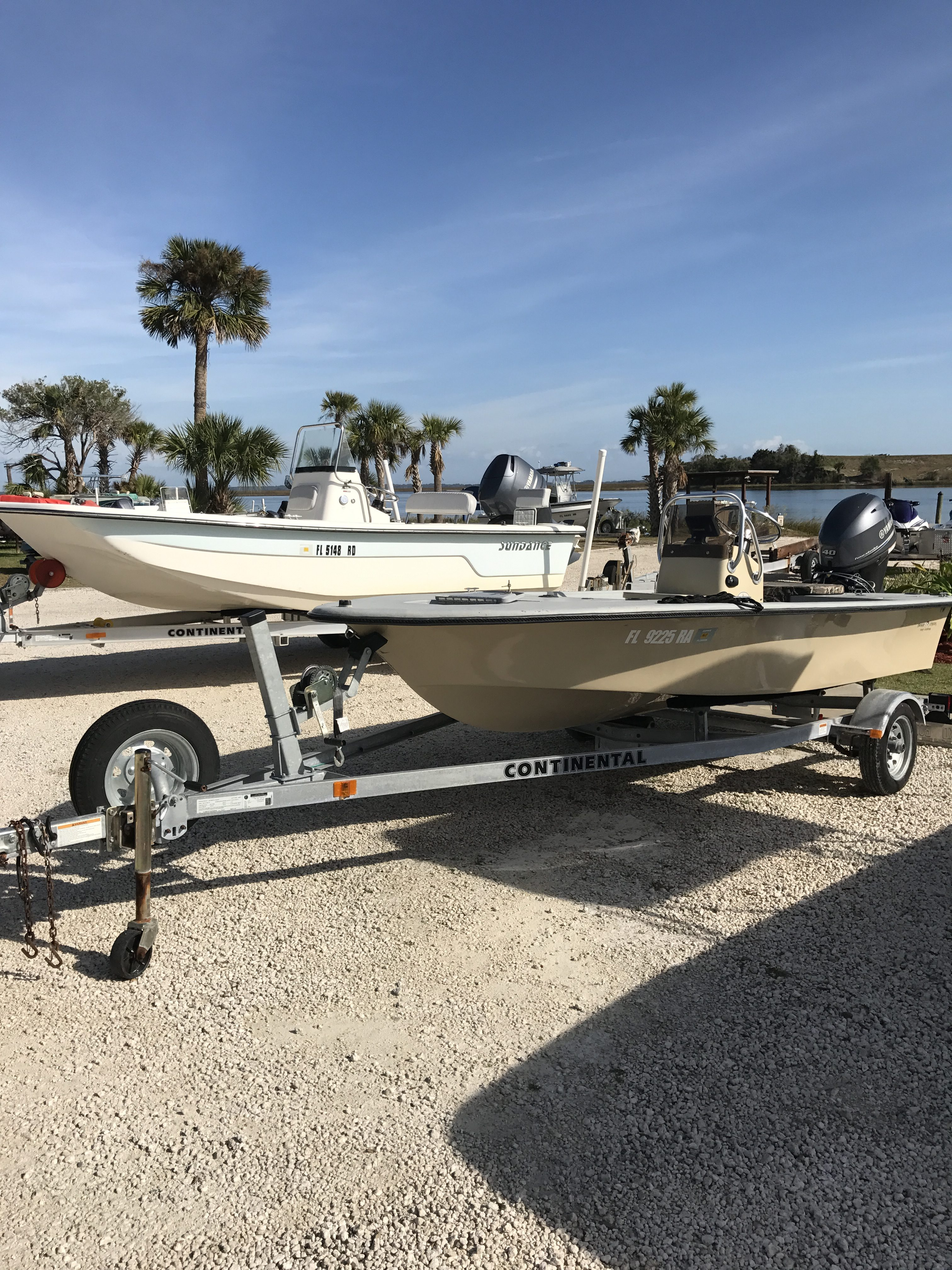 Boggy creek boats for rental fish camp marine for Boggy creek fish camp