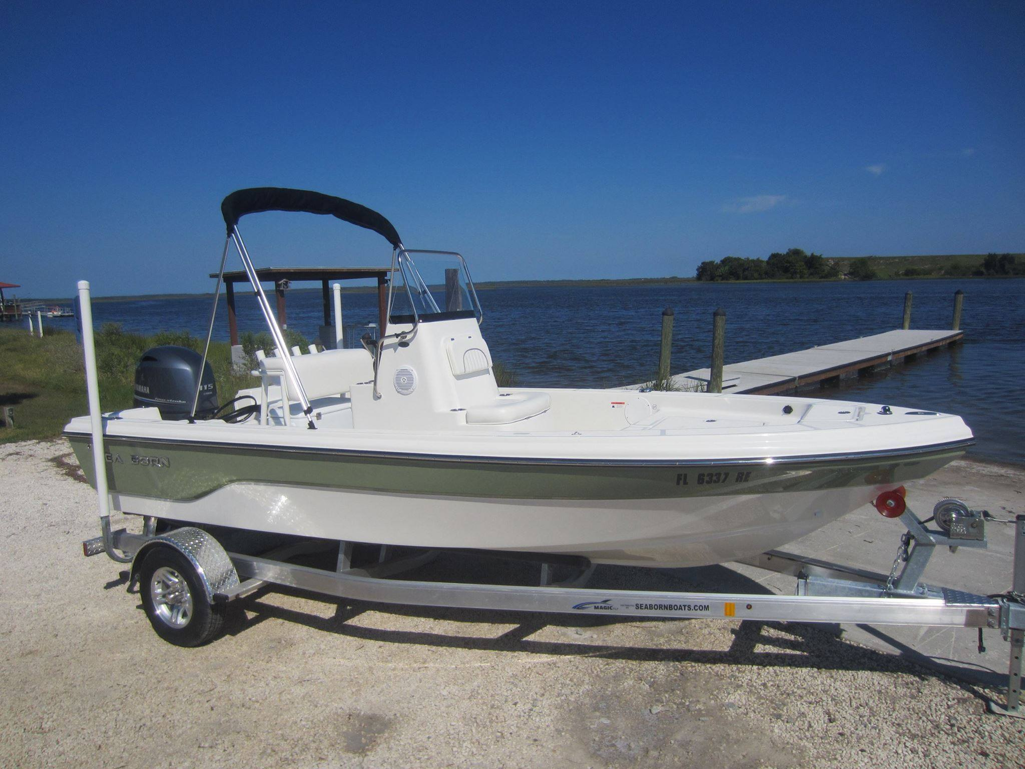 Sea born sv19 for sale for rental in jacksonville fl for Fish camps for sale in florida